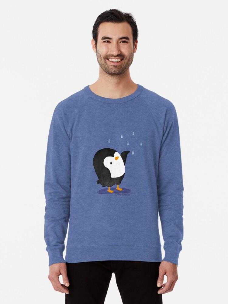 Alternate view of Is it raining? Lightweight Sweatshirt