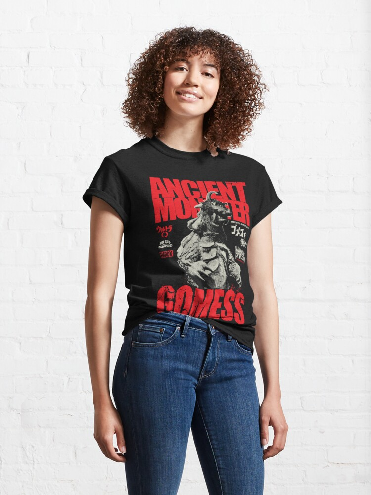 Alternate view of Ancient Monster Gomess Classic T-Shirt