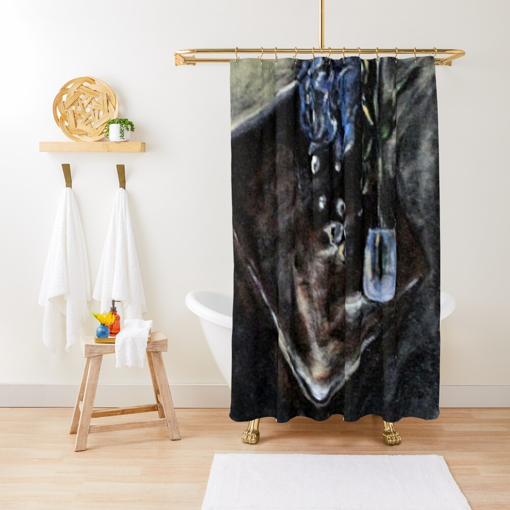 Flower Tears No2. Shower Curtain