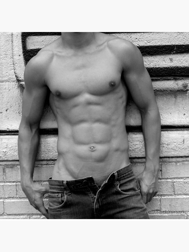 male abs  by motiashkar