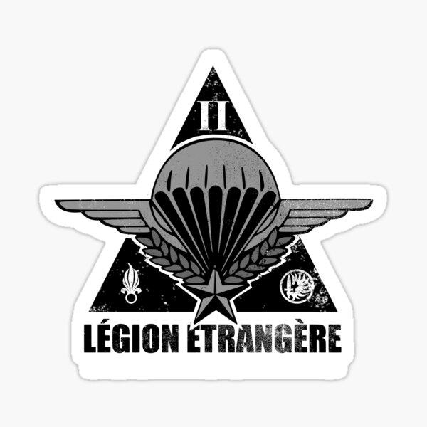 Légion Étrangère 2 REP (Parachutiste de la Légion étrangère française) (en détresse) Sticker