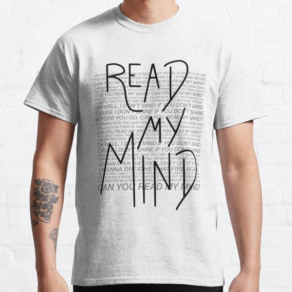 Read my mind Classic T-Shirt