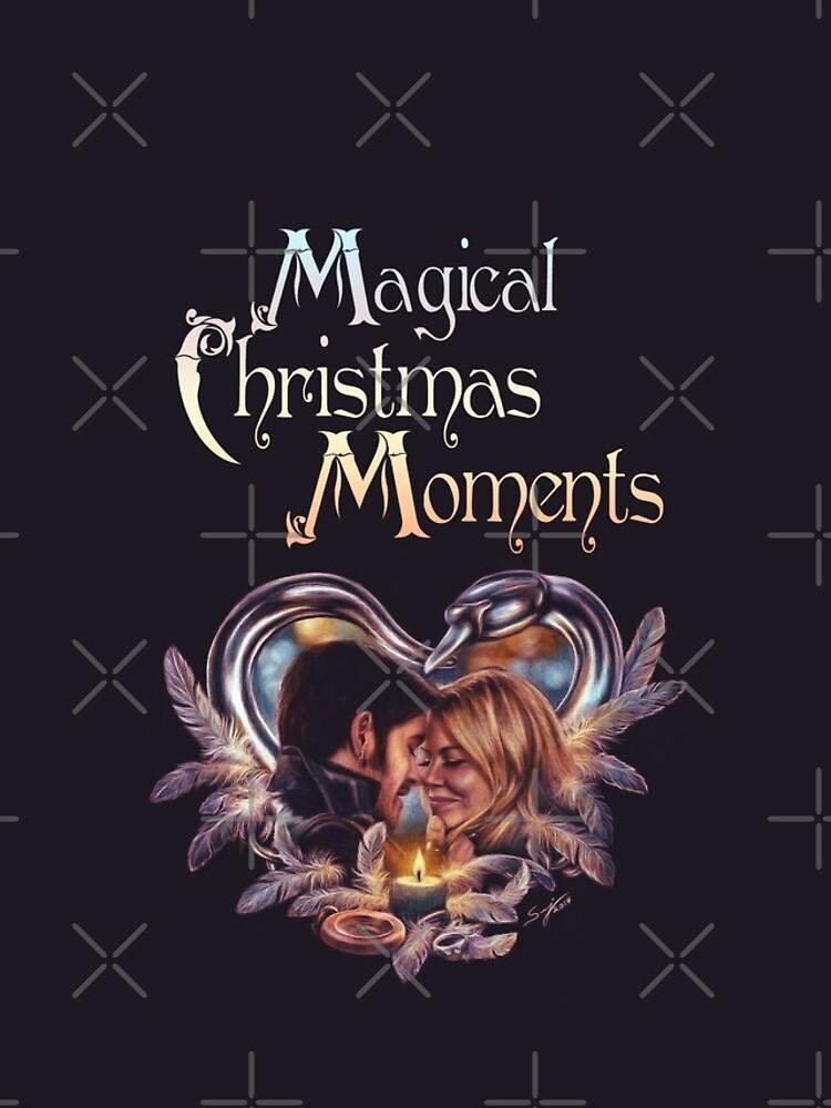 Captain Swan Magical Moments - Christmas card by svenja