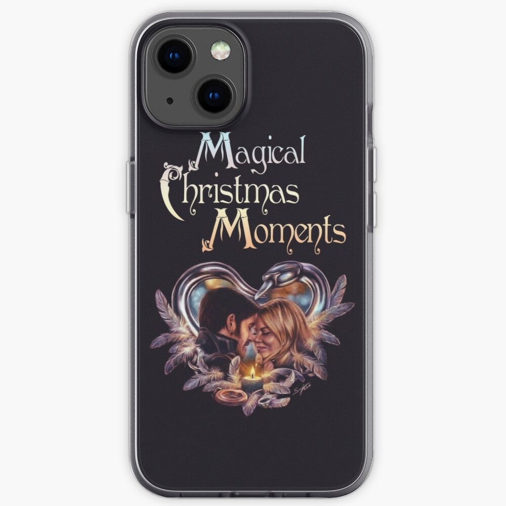 Captain Swan Magical Moments - Christmas card iPhone Case