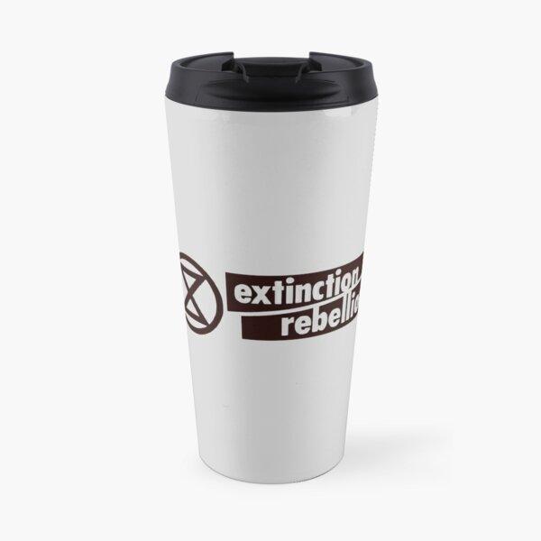 BEST SELLING Extinction Symbol Merchandise Travel Mug