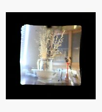 TTV Image ( Through The Viewfinder) Photographic Print
