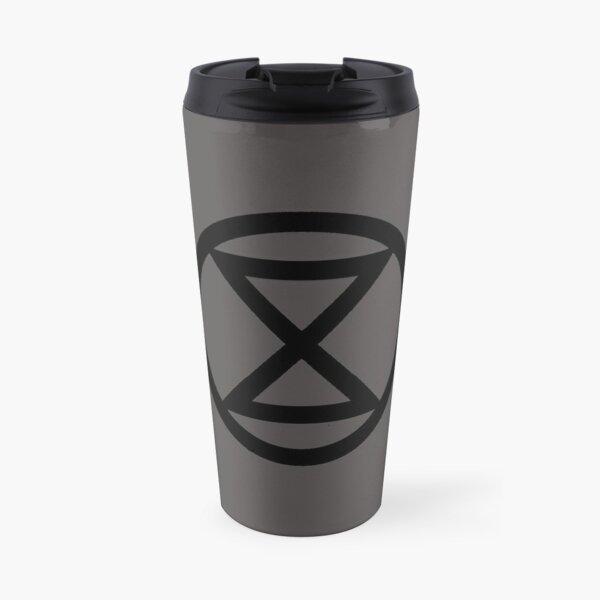 Extinction Rebellion Official Merchandise Travel Mug