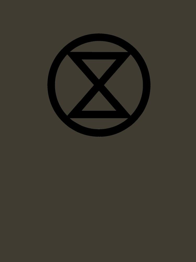 Extinction Rebellion Official Merchandise by suarkark