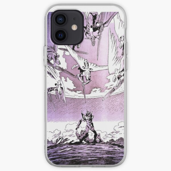 Death from above iPhone Soft Case