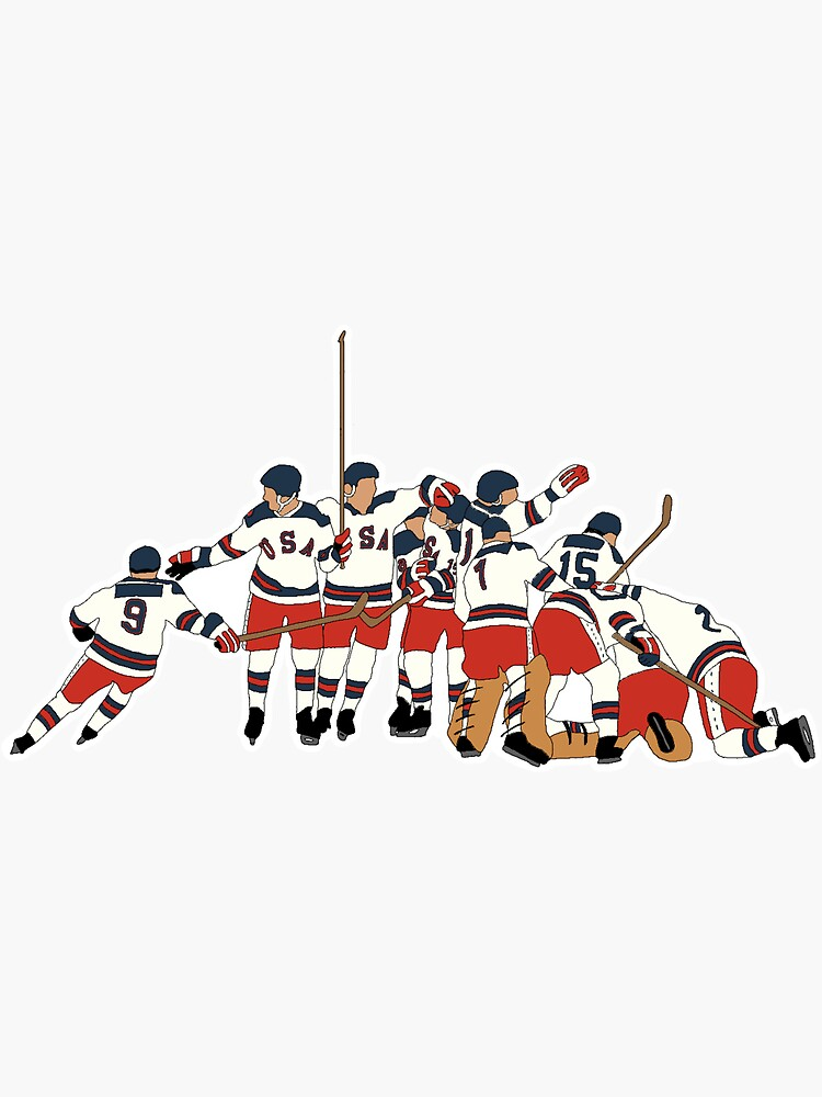 Miracle on Ice by yinzer20