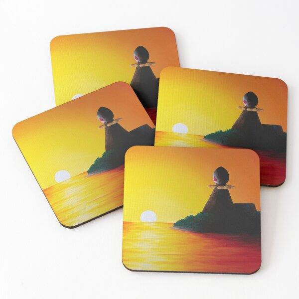 Koholint Island Coasters (Set of 4)