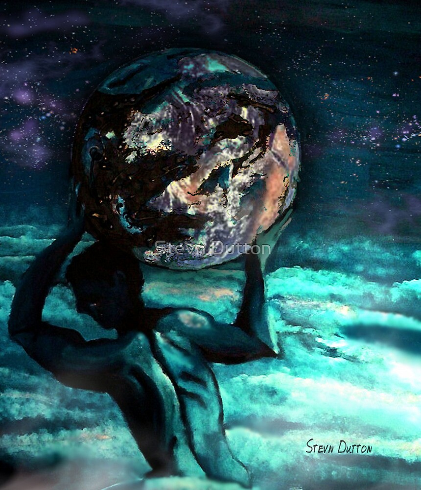 Running with the World by Stevn Dutton