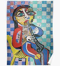 Clarinet Poster