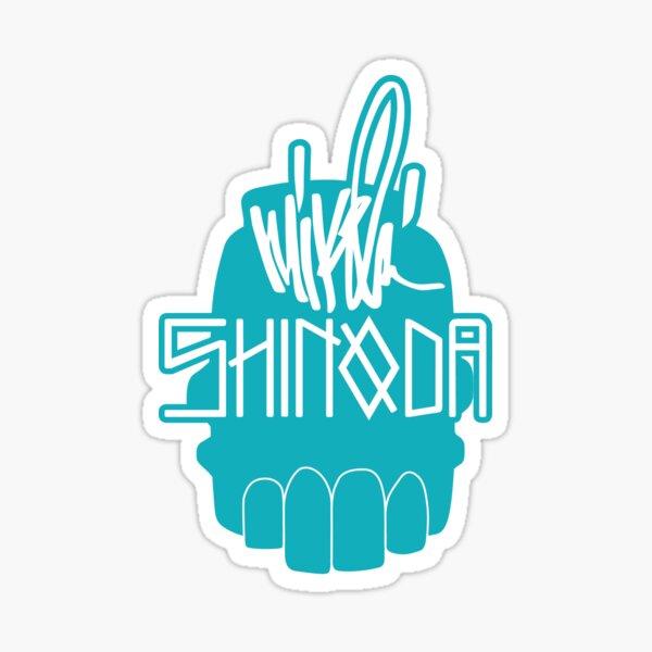 Mike Shinoda Sig Schädel Sticker