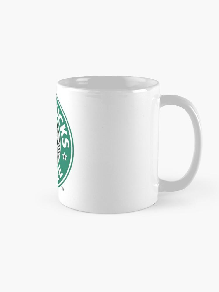 Alternate view of Snarlbucks Coffee Logo Mug