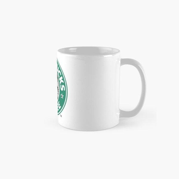 Snarlbucks Coffee Logo Classic Mug