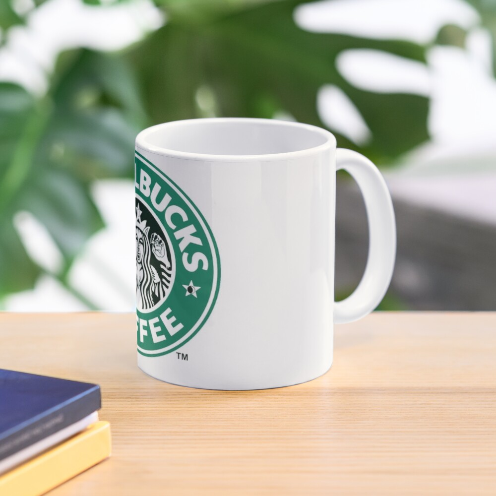 Snarlbucks Coffee Logo Mug