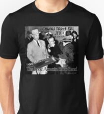 The Lone Assassin Blues Band  Slim Fit T-Shirt