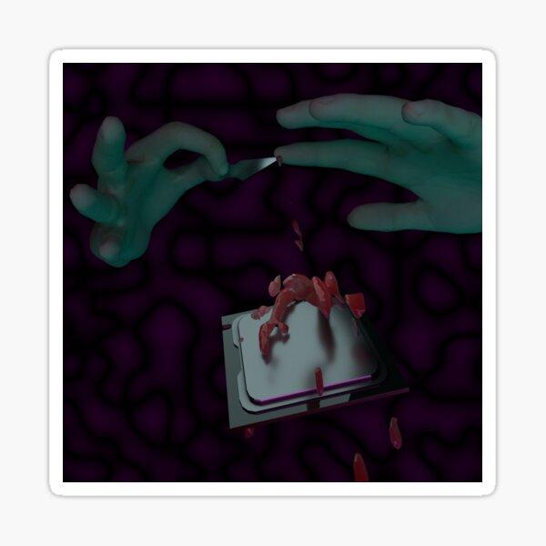 Neuromancer Sticker