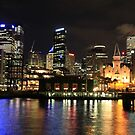 Sydney City of Romance - The Rocks by Arnold Chan
