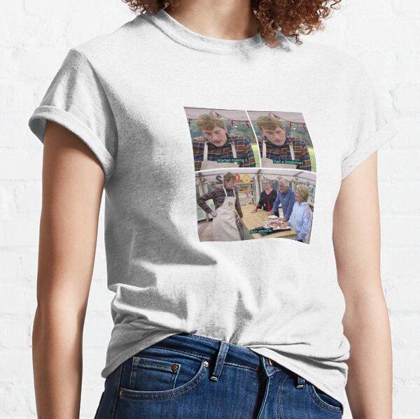 James Acaster Baking Classic T-Shirt
