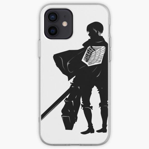 Levi de dos Coque souple iPhone