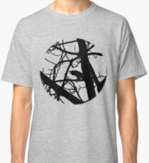 Shadow of the Raven (Black) Classic T-Shirt