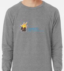 Artifice Corporate Logo with Slogan Lightweight Sweatshirt