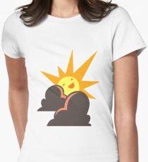 Artifice Corporate Logo Women's Fitted T-Shirt