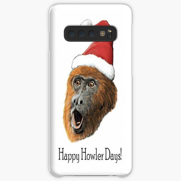 Happy Howler Days! Samsung Galaxy Snap Case
