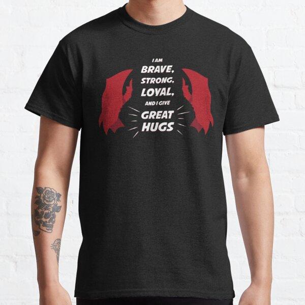 Scorpia: Ich bin BRAVE, STARK, LOYAL und ich gebe GROSSE UMARMUNGEN - She Ra und die Prinzessinnen der Macht Classic T-Shirt