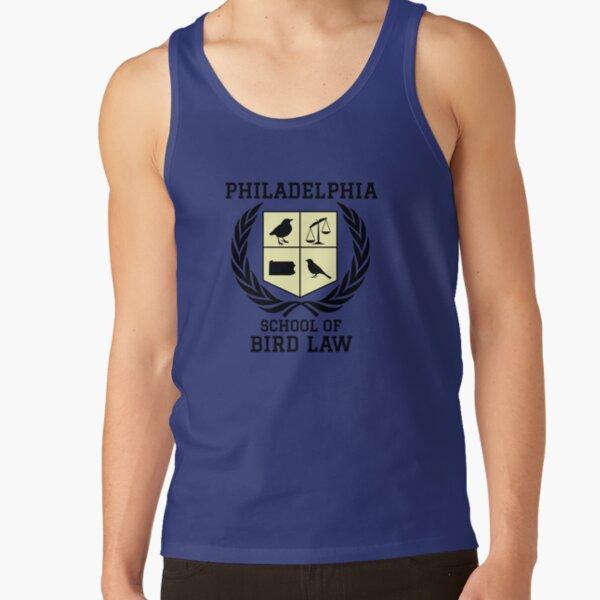 Philadelphia School of Bird Law (light color shirts) Tank Top