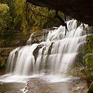 Liffey Falls Angle 2 by Patrick Reid