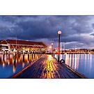 Hillarys Boat Harbour  by Kirk  Hille