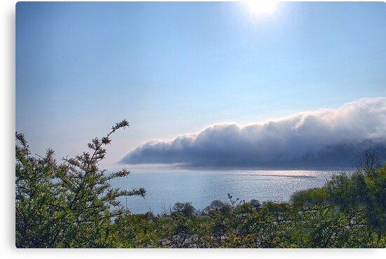 Runswick Bay 2 by Irene  Burdell