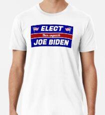 Elect (then impeach) Joe Biden Premium T-Shirt