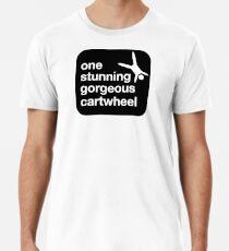 one stunning gorgeous cartwheel Premium T-Shirt