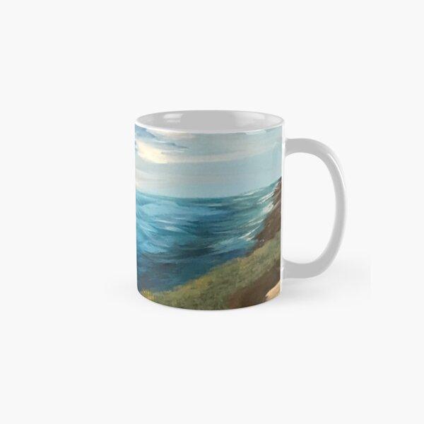 Coastal Cliffs Classic Mug