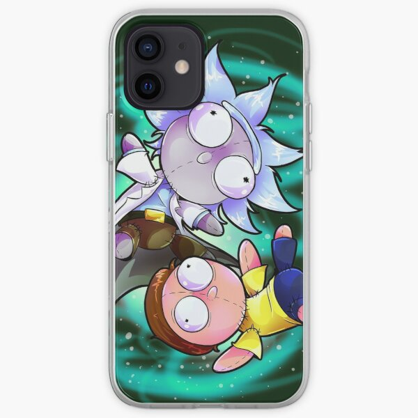 Rick and Morty - Dolling Up iPhone Soft Case