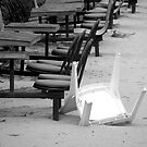 Can't sit here by Ashli Amabile