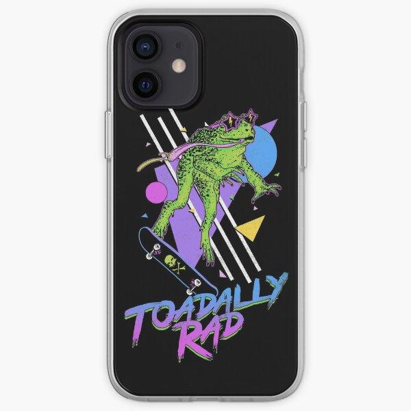 Toadally Rad iPhone Soft Case