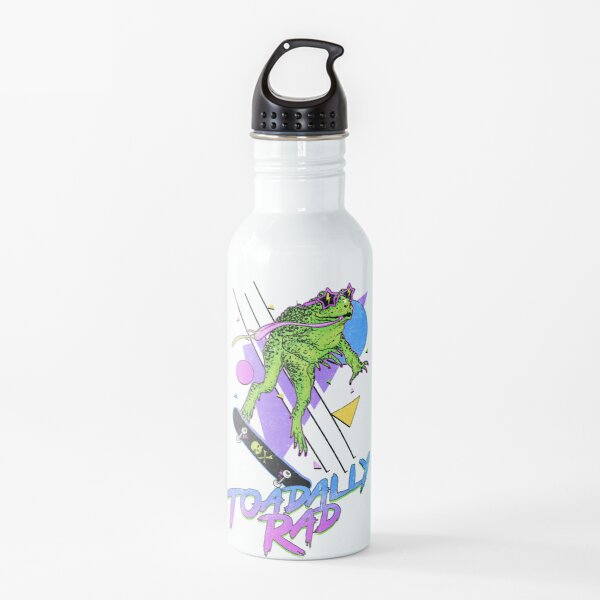 Toadally Rad Water Bottle
