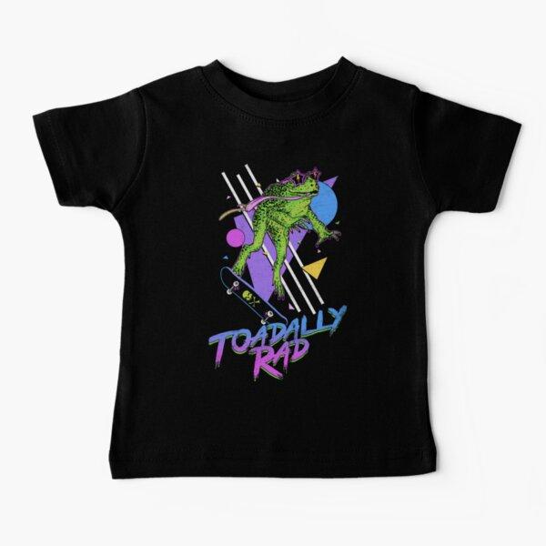 Toadally Rad Baby T-Shirt