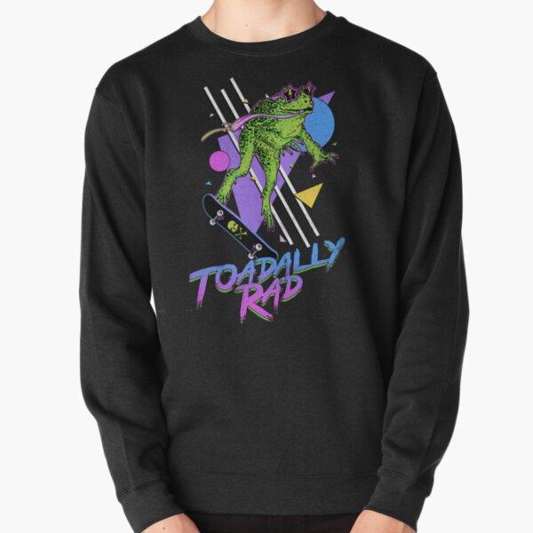 Toadally Rad Pullover