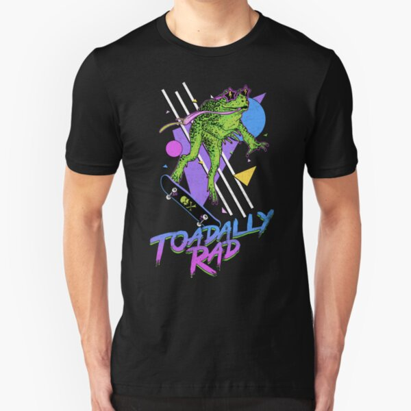 Toadally Rad Slim Fit T-Shirt