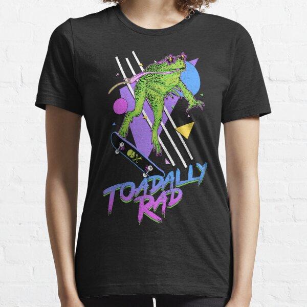 Toadally Rad Camiseta esencial