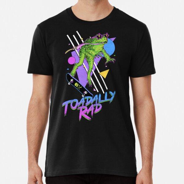 Toadally Rad Premium T-Shirt