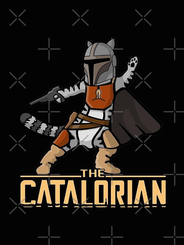 The Catalorian | Geekdom Series | DopeyArt by DopeyArt