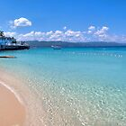 Dr.s Caves Beach, Jamaica by tigerwings