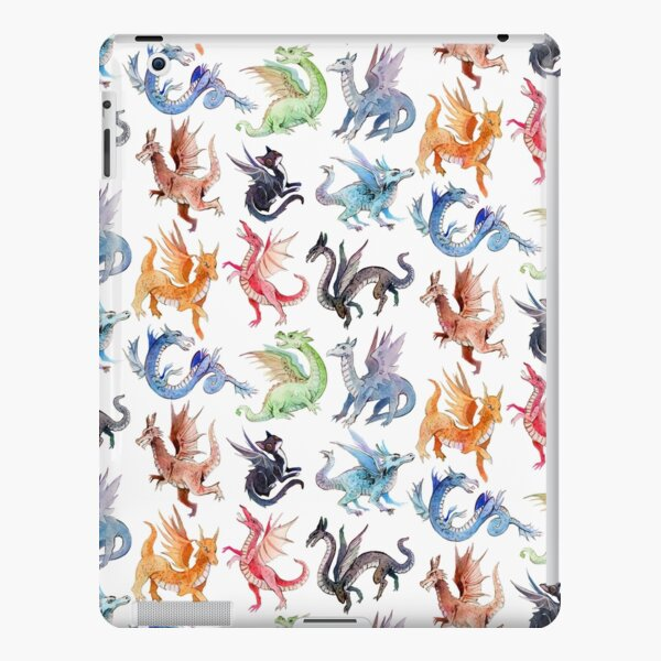 Among Dragons iPad Snap Case